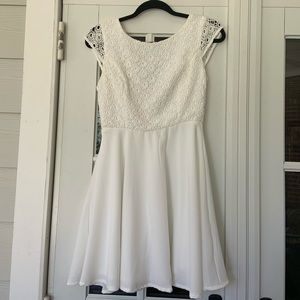 Altard state white dress